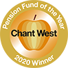Chant West Pension of the Year