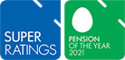 Super Ratings Pension of the Year 2021